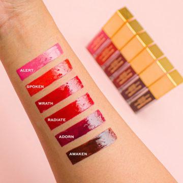 Revolution Pro Hydra Plump Lip Gloss Swatch 1