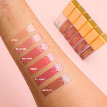 Revolution Pro Hydra Plump Lip Gloss Swatch 2