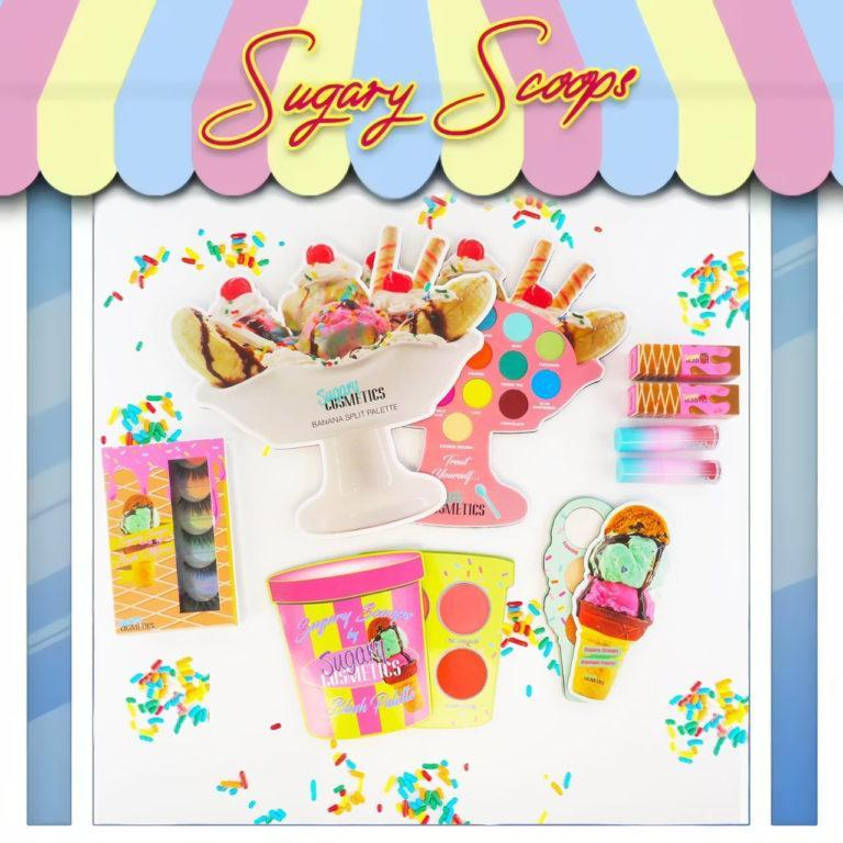Sugary Cosmetics Sugary Scoops Collection Post Cover