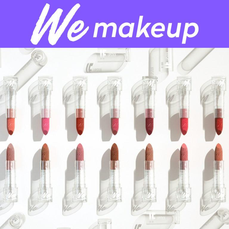 We Makeup IF Lipsticks Post Cover