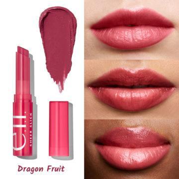 e.l.f. Cosmetics Sheer Slick Lipstick Dragon Fruit