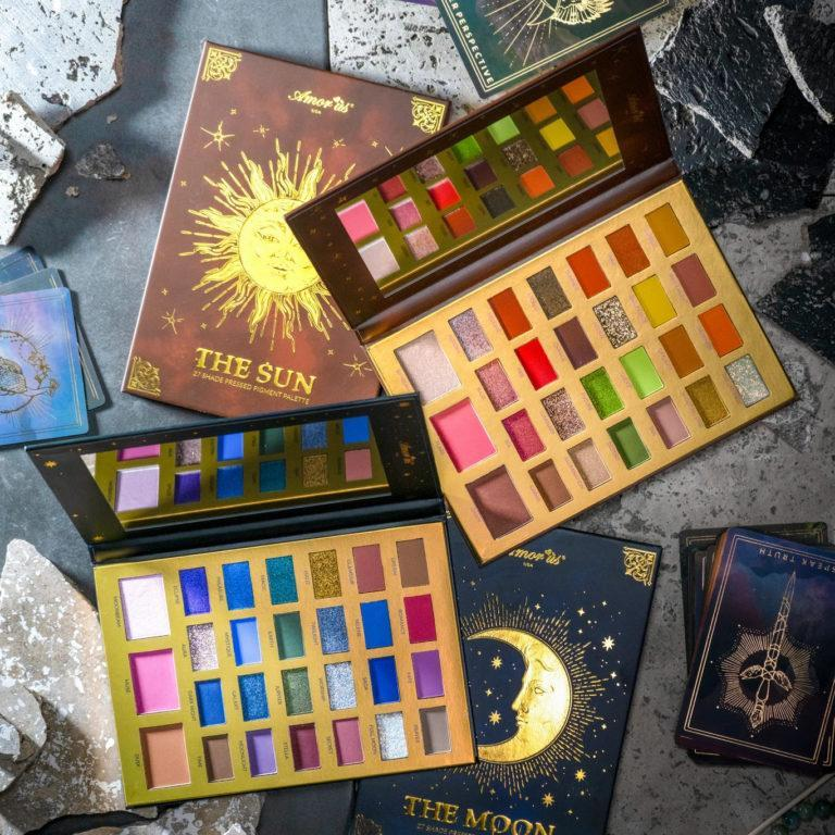 Amor Us The Sun & The Moon Pressed Pigment Palette Post Cover