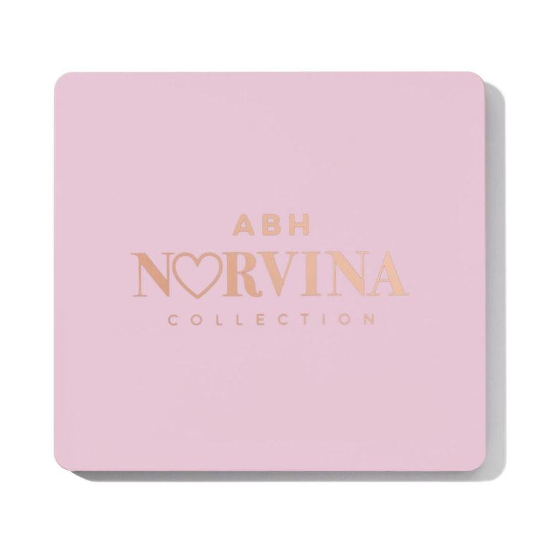 Anastasia Beverly Hills Norvina Pro Pigment Palette Vol. 4 Closed