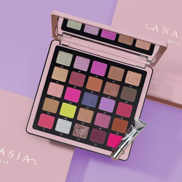 Anastasia Beverly Hills Norvina Pro Pigment Palette Vol. 4 Promo Post Cover