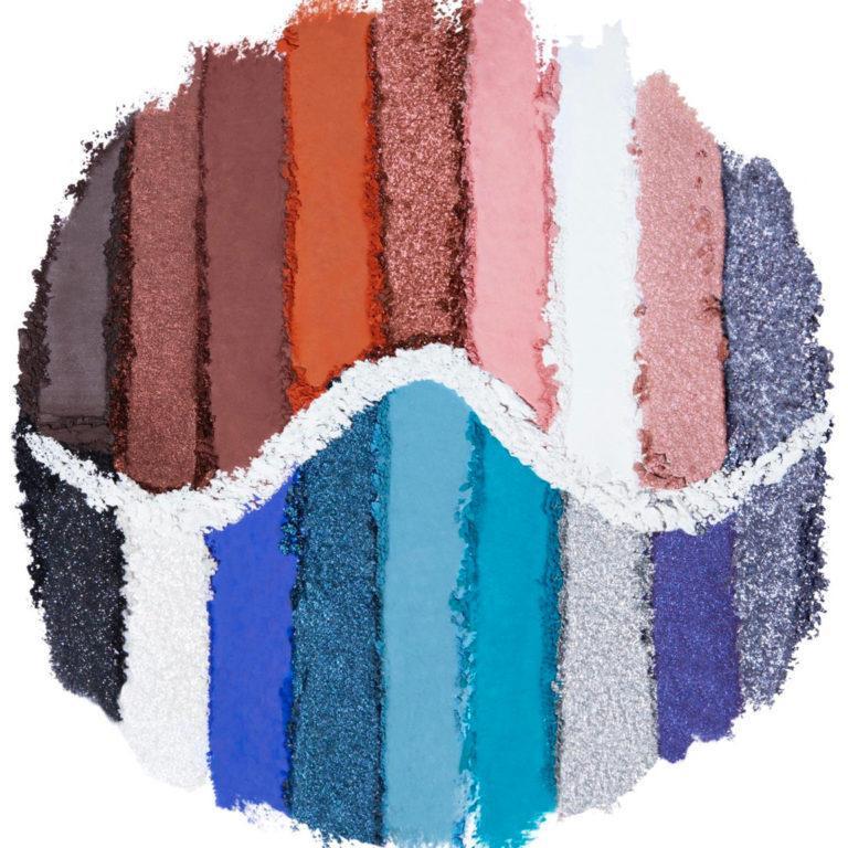 Haus Laboratories Stupid Love eyeshadow palette Crash Swatches