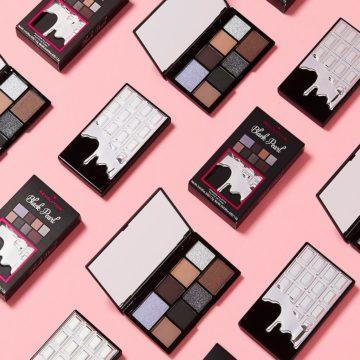 I Heart Revolution Black Pearl Mini Chocolate Eyeshadow Palette Promo