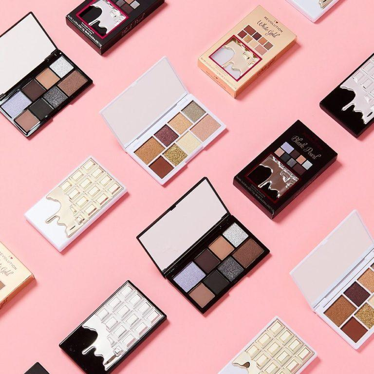 I Heart Revolution Mini Chocolate Eyeshadow Palettes Post Cover