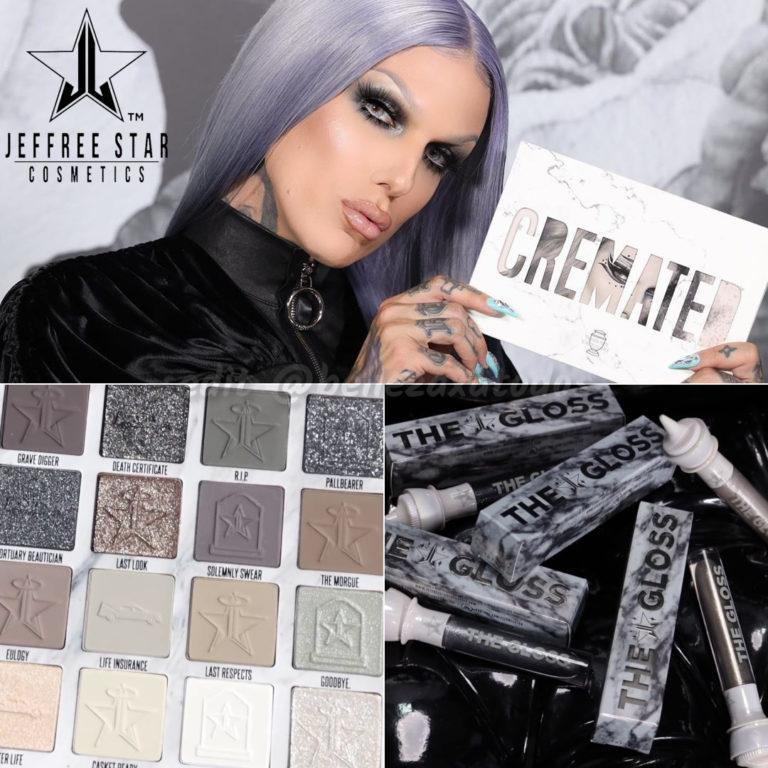 Jeffree Star Cosmetics Cremated Collection Post Cover