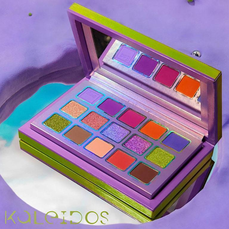 Kaleidos The Escape Pod Collection Escape Pod Eyeshadow Palette Post Cover