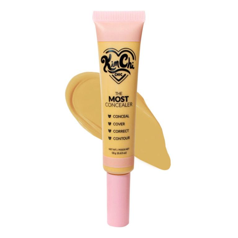 KimChi Chic Beauty The Most Concealers Color Correctors TMC 25 Yellow