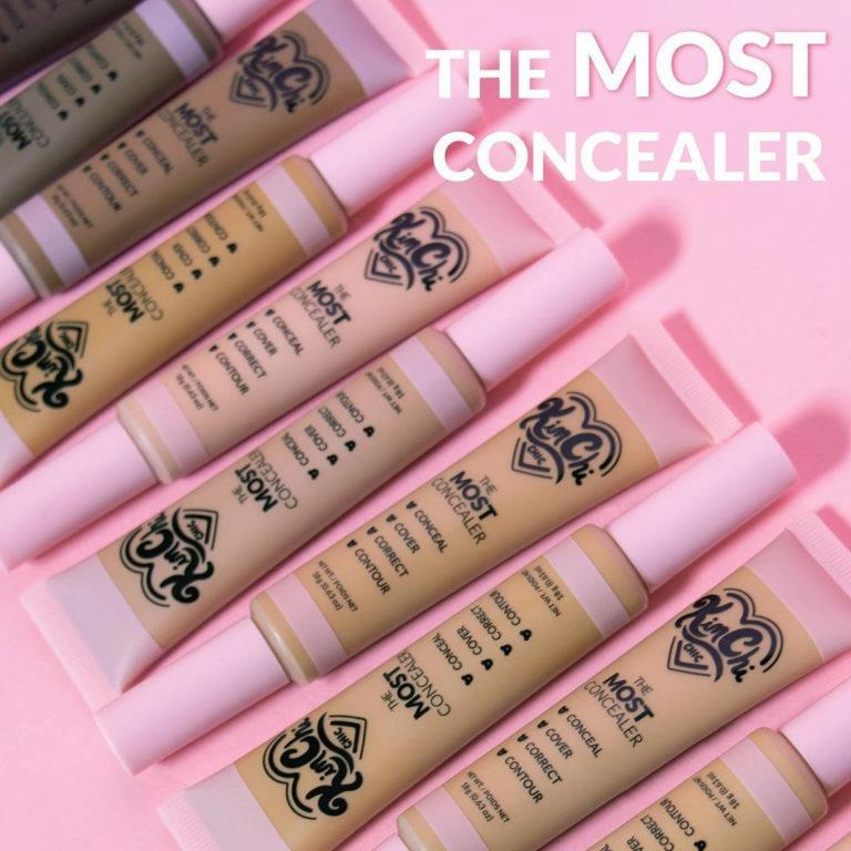 Kimchi Chic Beauty The Most Concealer Promo