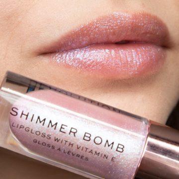 Makeup Revolution Shimmer Bomb In Sparkle