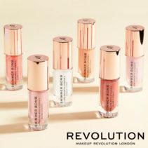 Shimmer Bomb Lip Gloss de Revolution
