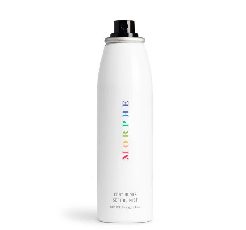 Morphe Free To Be Collection Pride Continuous Setting Mist Pride Edition
