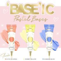 Tres nuevos tonos de P.Louise Pastel Base