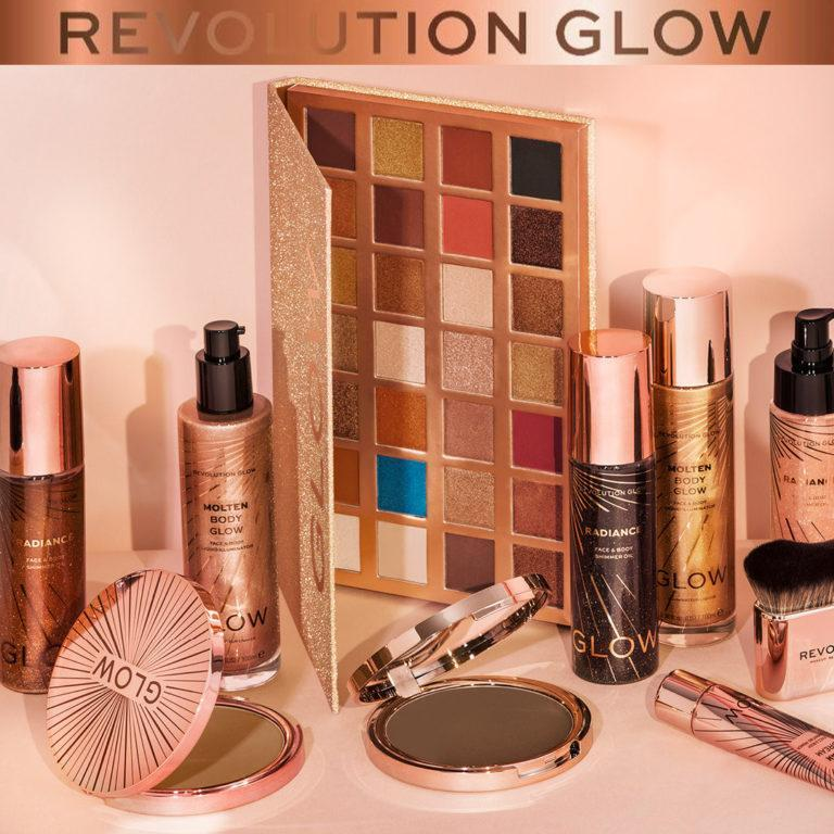 Revolution Glow Collecttion Promo Post Cover