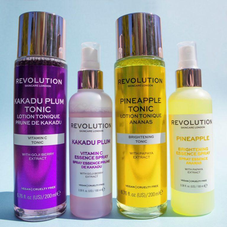 Revolution Skincare Kadaku Plum and Pineapple Essence Sprays & Tonics