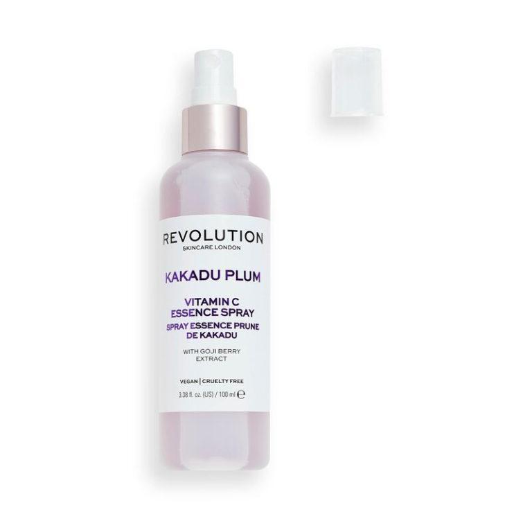 Revolution Skincare Kakadu Plum Essence Spray Open