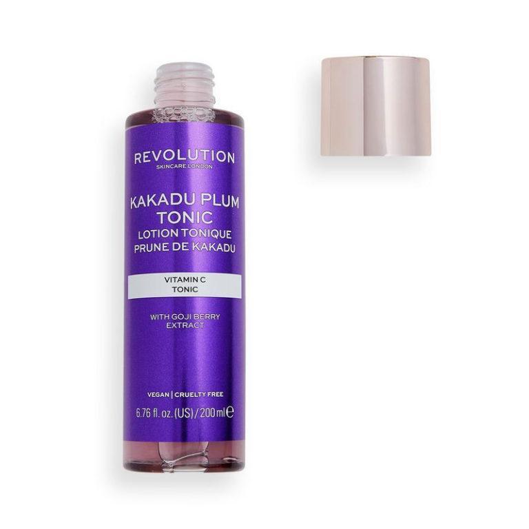 Revolution Skincare Kakadu Plum Tonic Open
