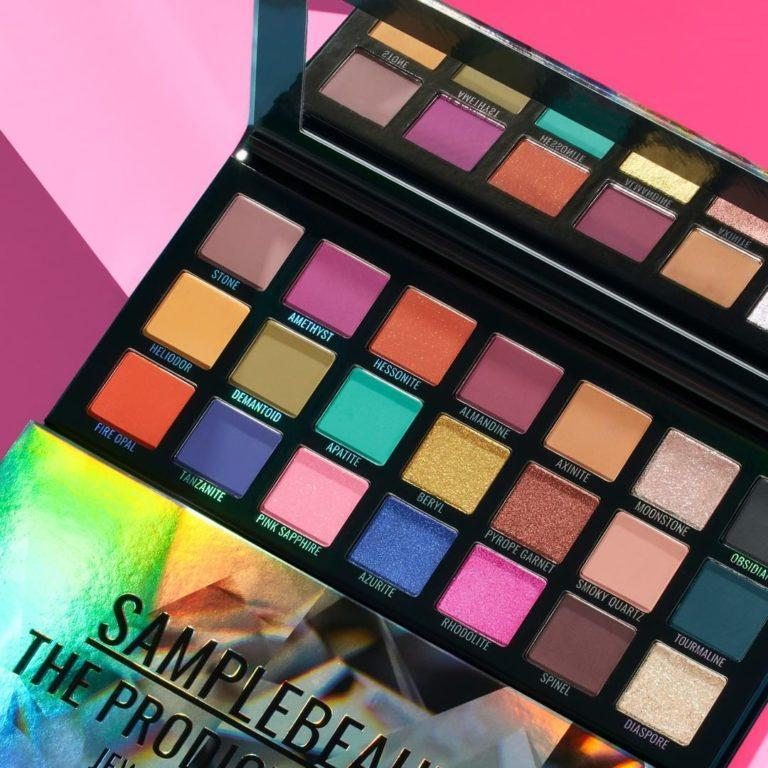 Sample Beauty The Prodigy Palette Jewel Toned Edition Post Cover