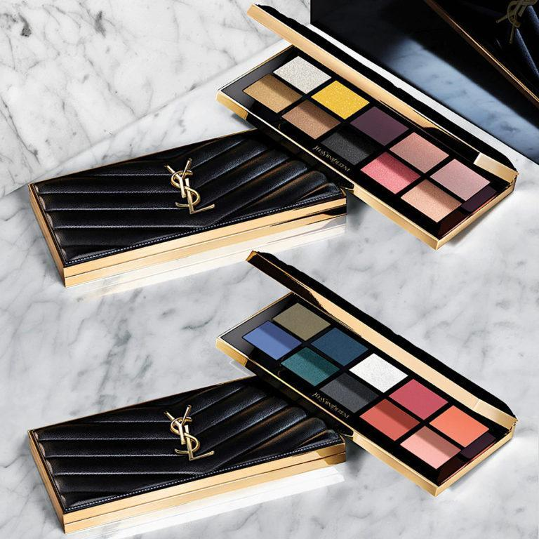 YSL Beauty Couture Color Clutch Eyeshadow Palettes Post Cover