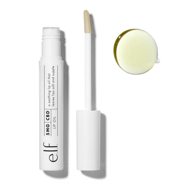 e.l.f Cosmetics 5 mg CBD Lip Oil