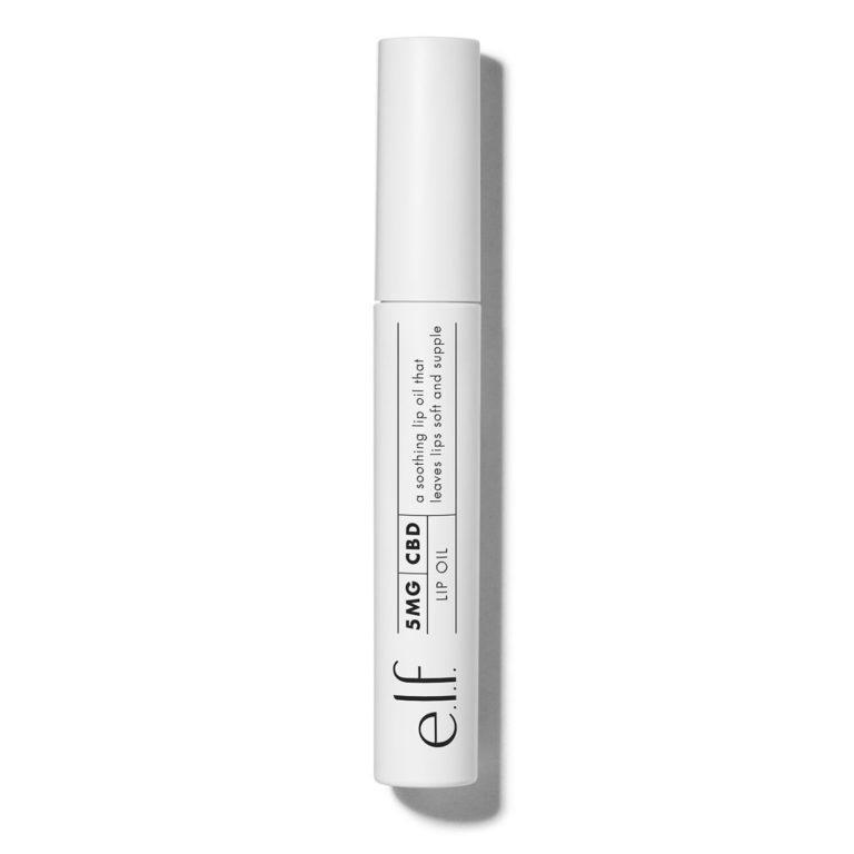 e.l.f Cosmetics 5 mg CBD Lip Oil Closed