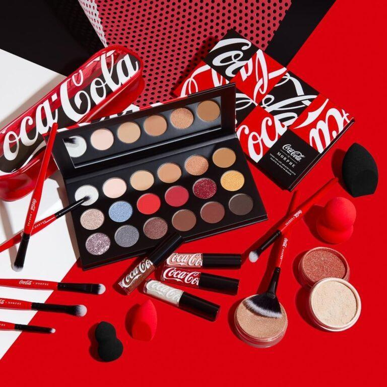 Coca Cola x Morphe Post Cover