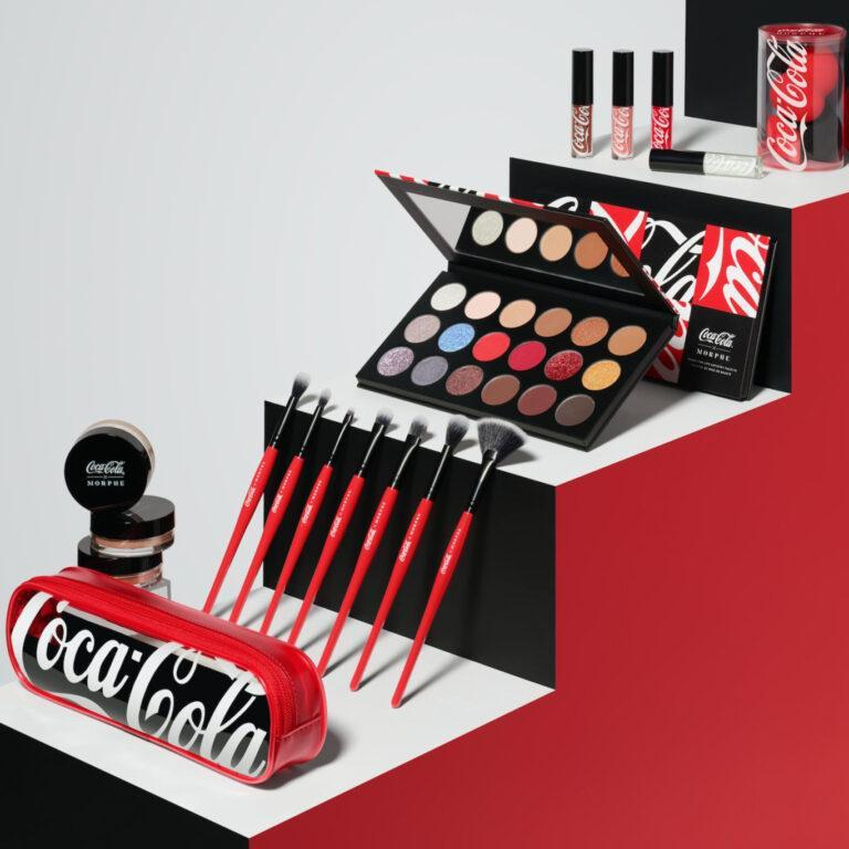 Coca Cola x Morphe Stairs Full Collection