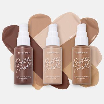 Colourpop Pretty Fresh Foundation Promo Alt