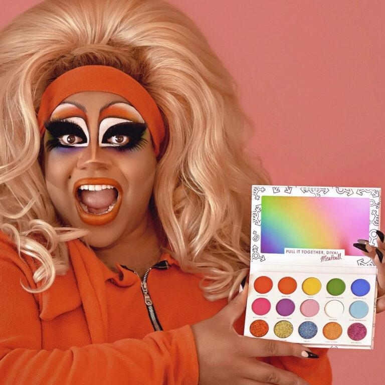 Diamond Diva with Meatball Eyeshadow Palette Meatball Promo 1