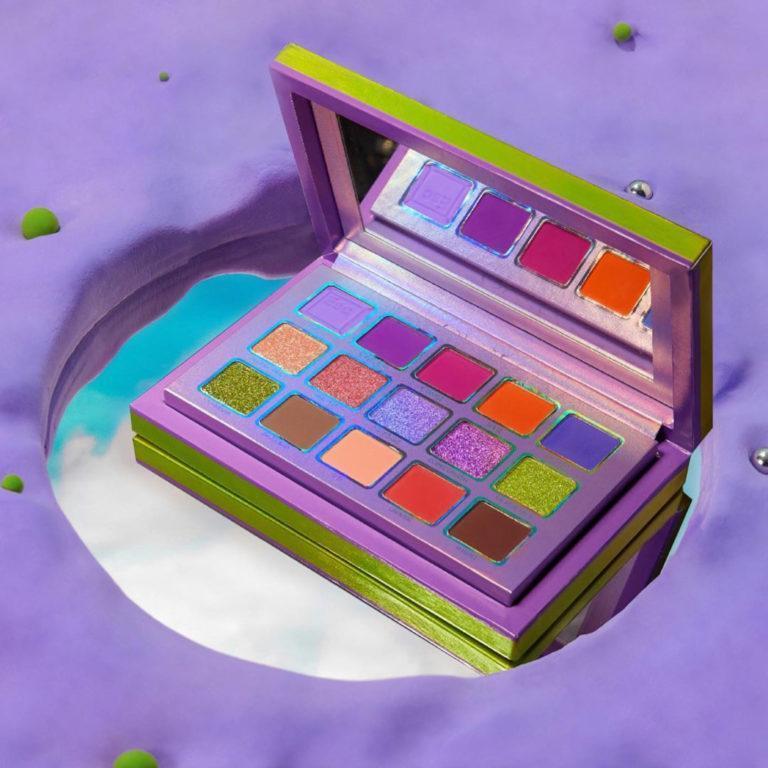 Kaleidos Makeup Make Your Escape Collection Escape Pod palette promo
