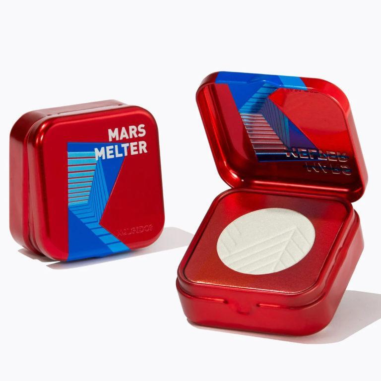 Kaleidos Makeup Make Your Escape Collection Highlighter in Mars Melter