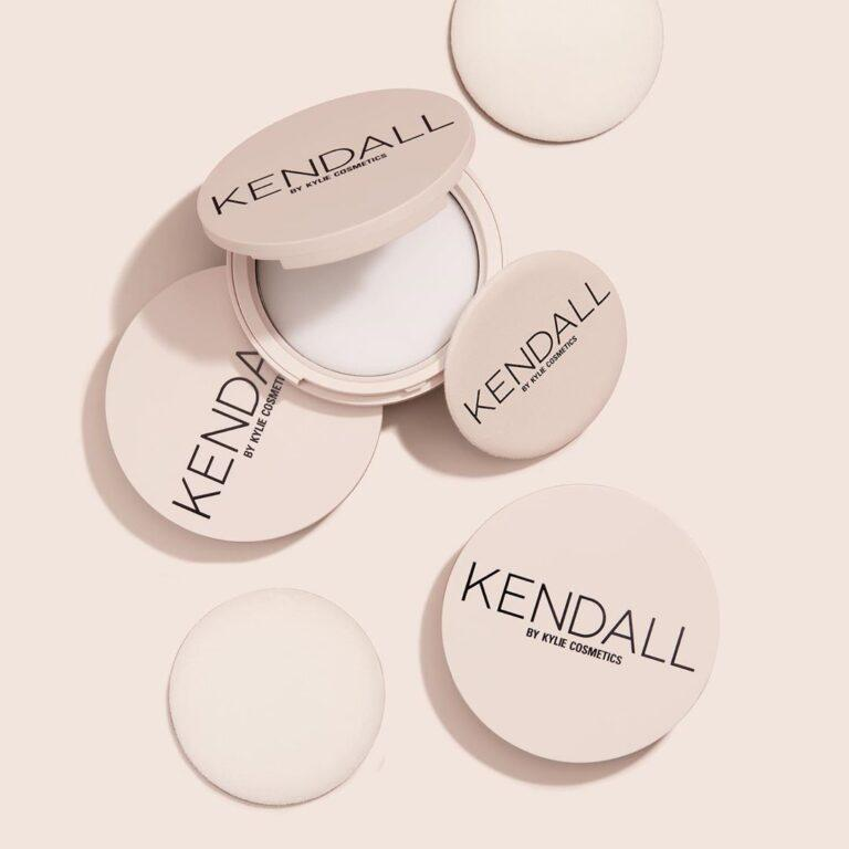 Kylie Cosmetics Kendall X Kylie Collection Blotting Powder Promo