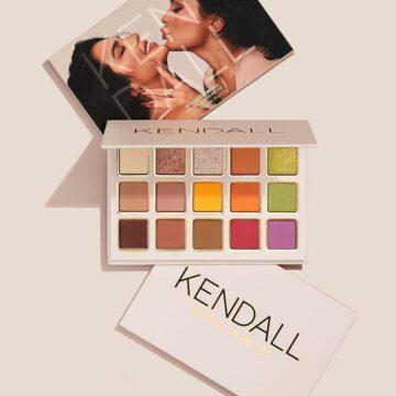 Kylie Cosmetics Kendall X Kylie Collection Eyeshadow Palette Promo