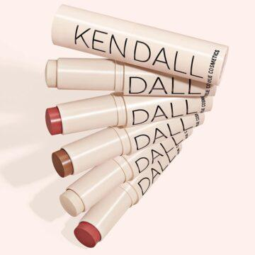Kylie Cosmetics Kendall X Kylie Collection Face Sticks Promo