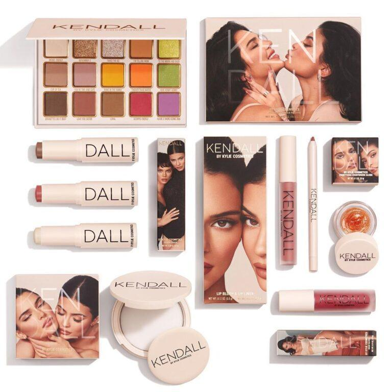 Kylie Cosmetics Kendall X Kylie Collection todos los productos