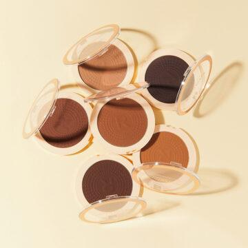 Makeup Revolution Mega Bronzer Al Product Shades Promo