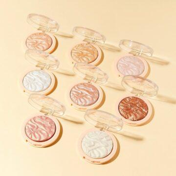 Makeup Revolution Reloaded Highlighter All Product Shades Promo