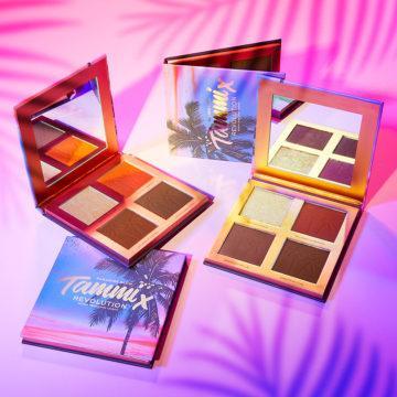 Makeup Revolution X Tammi Face Palettes Promo