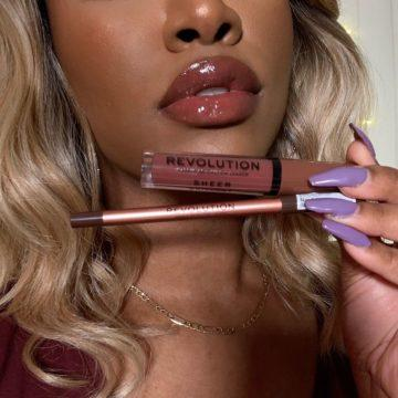 Makeup Revolution X Tammi Lip Set Glory & Gone Rouge