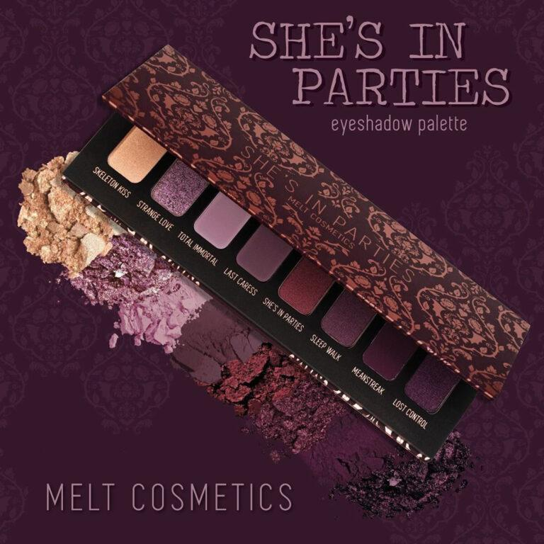 Melt Cosmetics She's In Parties Palette Post Cover