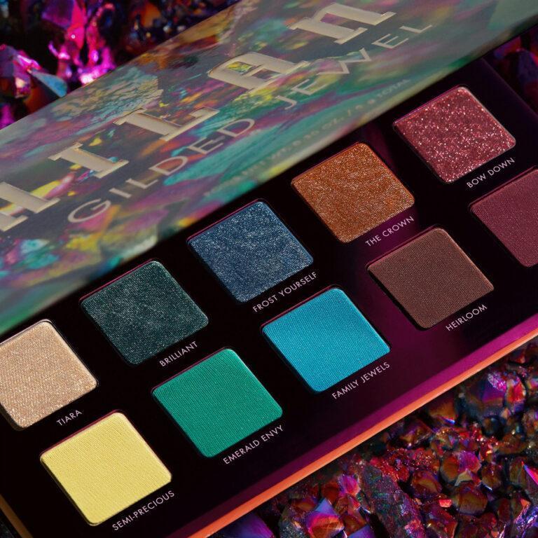 Milani Cosmetics Gilded Jewel Eyeshadow Palette Post Cover
