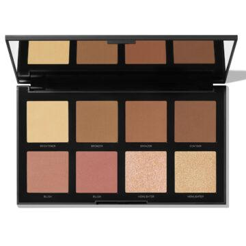 Morphe Complexion Obsession 8T Totally Tan Face Palette