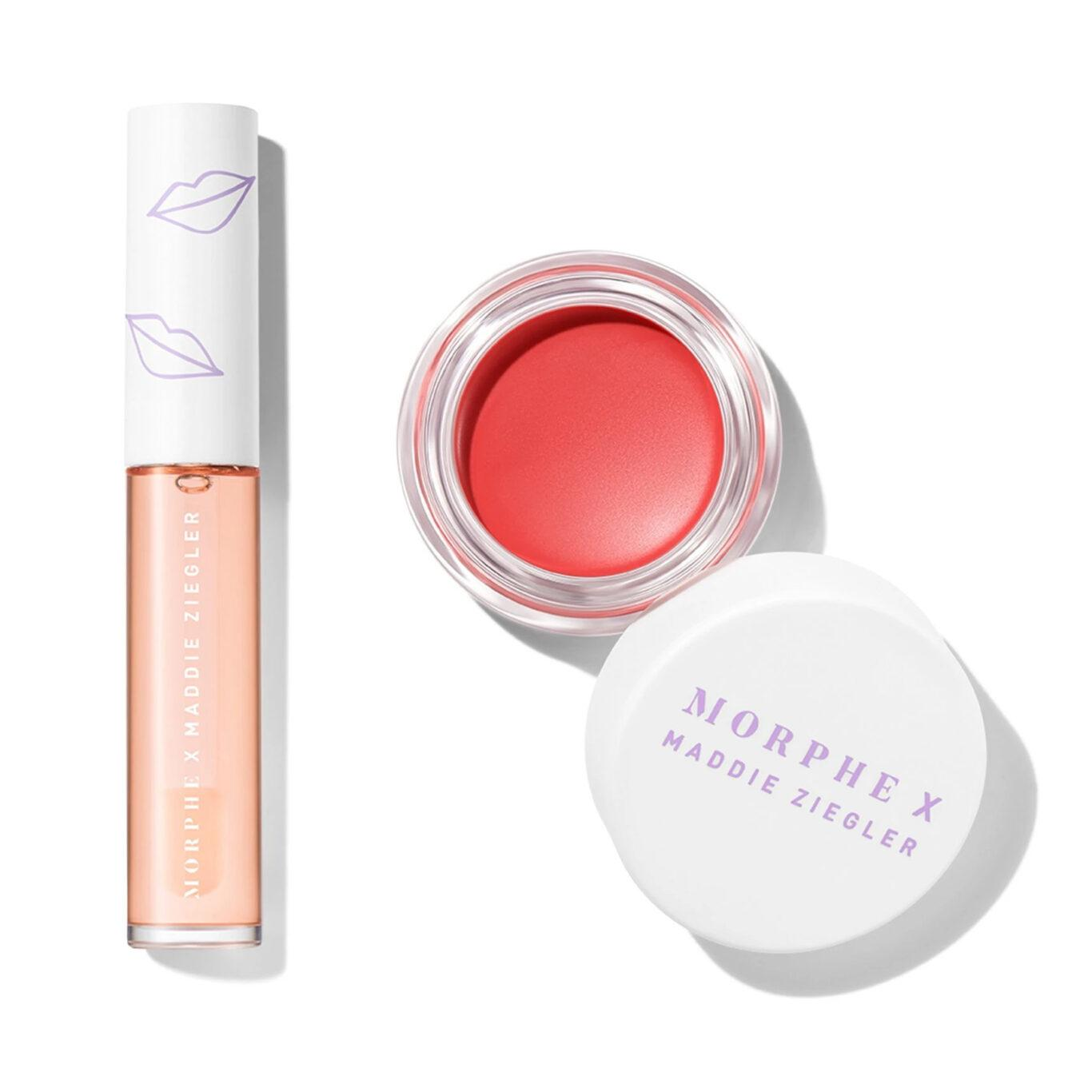 Coleccion The Imagination De Morphe X Maddie Ziegler Belleza Para Todos Browse 3,252 maddie ziegler stock photos and images available, or start a new search to explore more stock. morphe x maddie ziegler