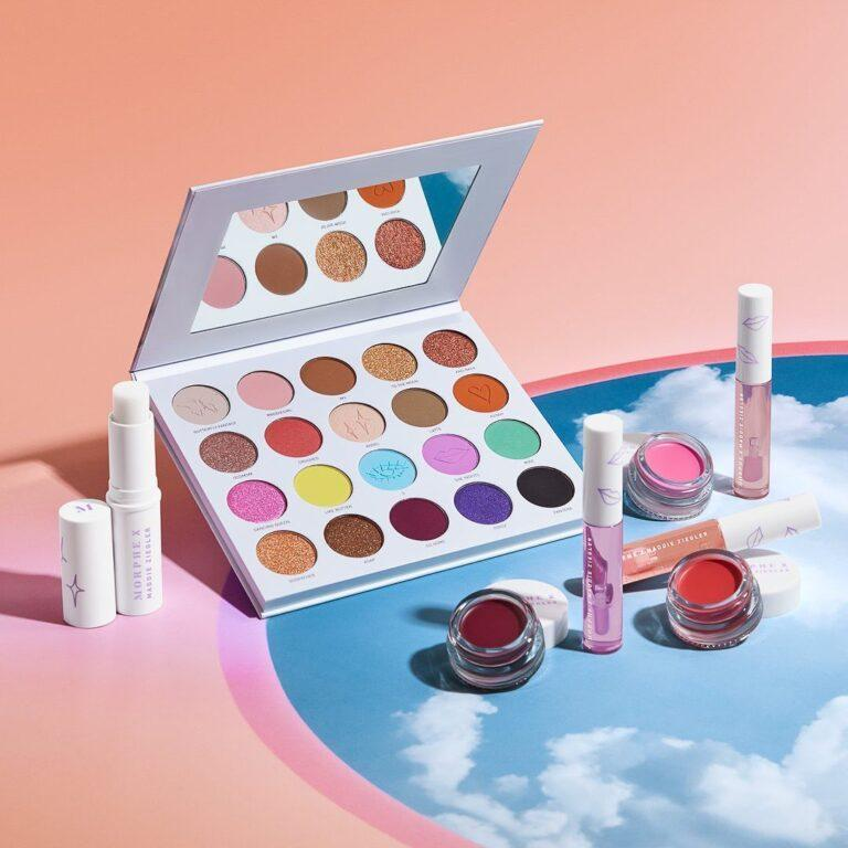 Morphe x Maddie Ziegler The Imagination Collection Post Cover