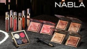 Colección Miami Lights de Nabla Cosmetics