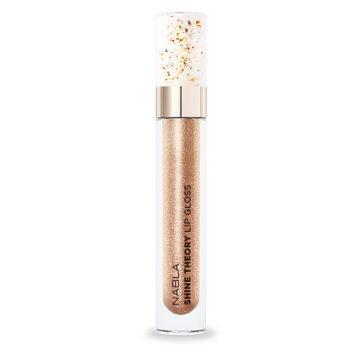 Nabla Cosmetics Miami Lights Shine Theory Lip Gloss in Renaissance