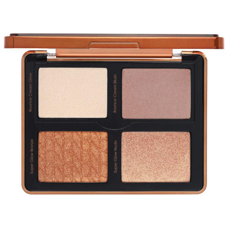 Natasha Denona Bronze Collection Bronze Cheek Blush & Glow Palette Open Fron Alt