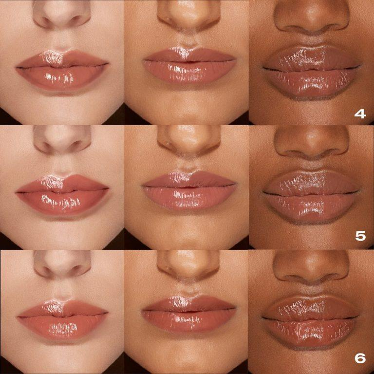 Nude Gloss Lip Swatches 3